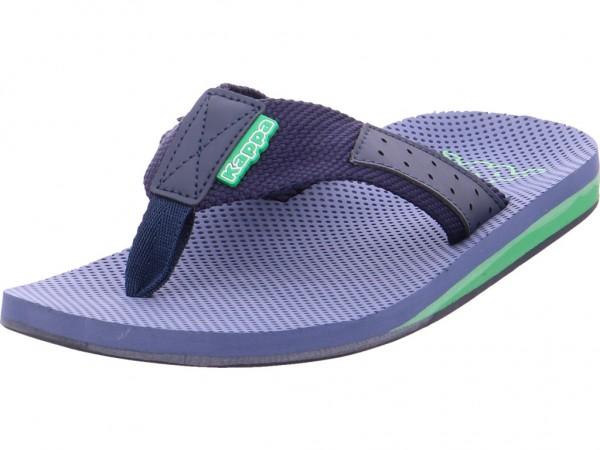 Kappa CRYO Footwear men,navy/green Herren Badeschuhe blau 242242