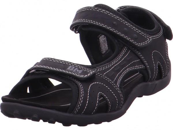Pep Step Damen Sandale Sandalette Sommerschuhe schwarz 6922901