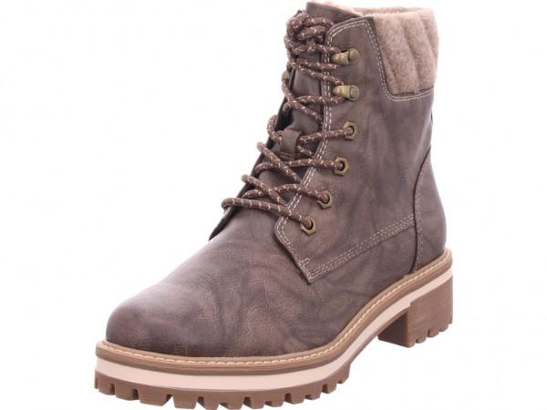 Tamaris Damen Winter Stiefel Boots Stiefelette warm Schnürer braun 1-1-26250-23/314-314