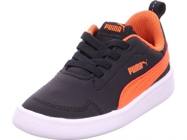 Puma Courtflex PS Sneaker schwarz 362650