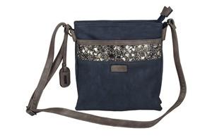 Rieker Damen Tasche blau H1014-14