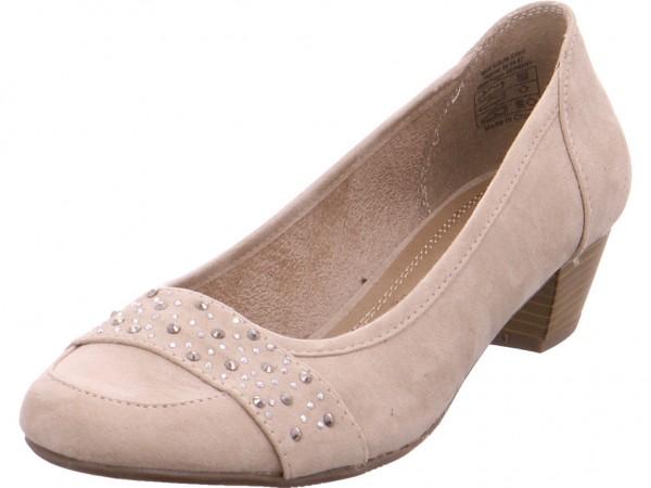 Jane Klain Pumps ab 30mm Damen Pumps elegant Abendschuhe Party Ball beige 223743000/409