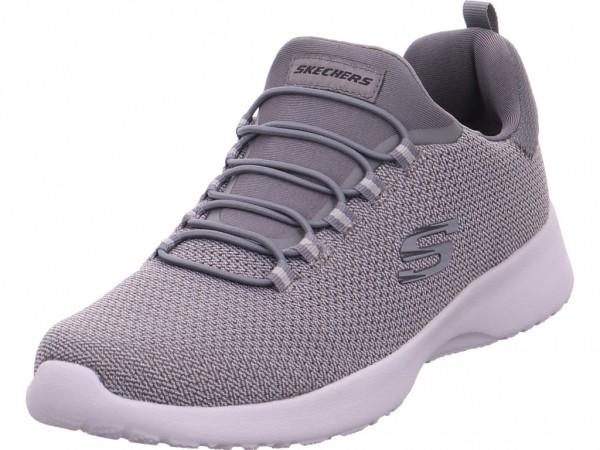 SKECHERS Herren Sneaker grau 58360-CHAR