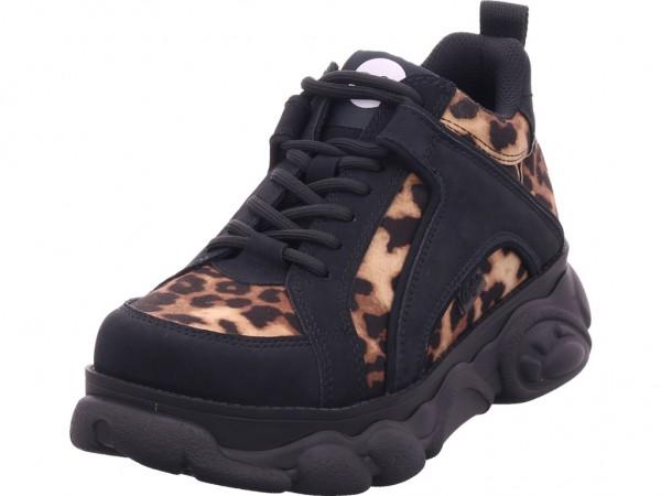 BUFFALO Corin Damen Sneaker schwarz 1630171