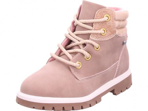 indigo SchnUErstiefel/Sneaker hi top Mädchen Stiefel rot 452091000/566