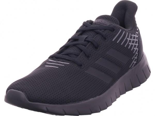Adidas ASWEERUN,CBLACK/CBLACK/CBLACK Herren Sneaker schwarz F36333