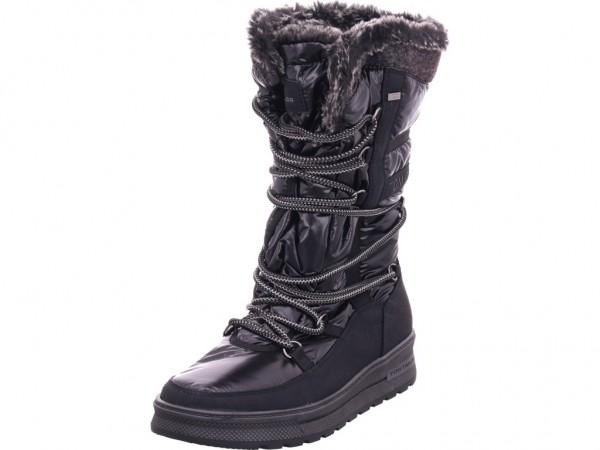 Tom Tailor Damen Stiefel Boots Tex wasserdicht warm schwarz 7991203