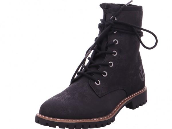 s.Oliver Woms Boots Damen Stiefel schwarz 5-5-25247-21/001-001