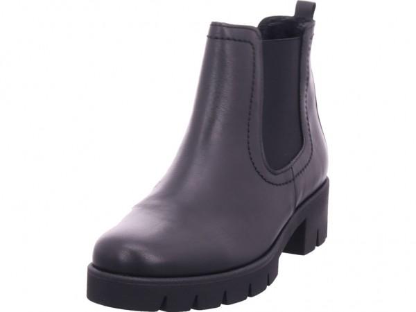 Gabor Damen Winter Stiefel Boots Stiefelette warm zum schlüpfen schwarz 34.710.80