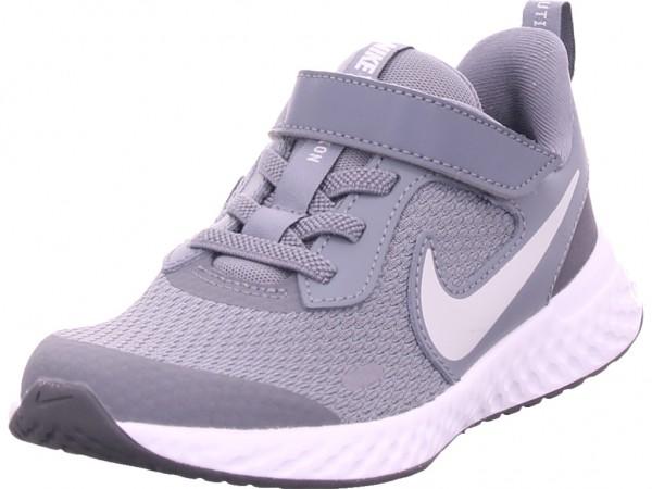 Nike Nike Revolution 5 Little Kids Unisex - Kinder Sneaker grau BQ5672