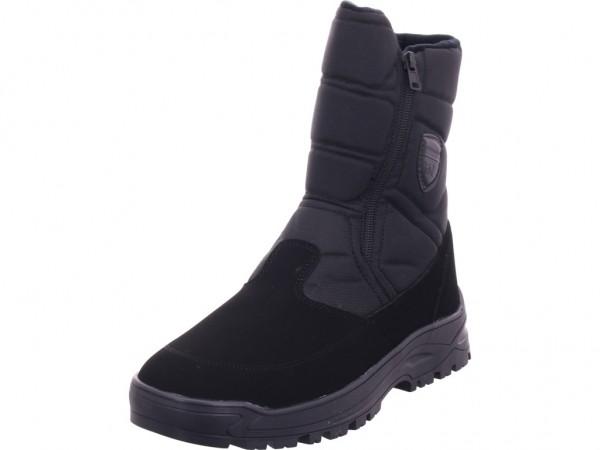 Vista Herren Stiefel Boots Tex wasserdicht warm schwarz 24-03005