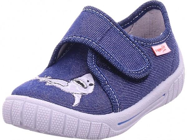 Legero Hausschuh Textil \ BILL Jungen Hausschuh blau 1-800278-8010
