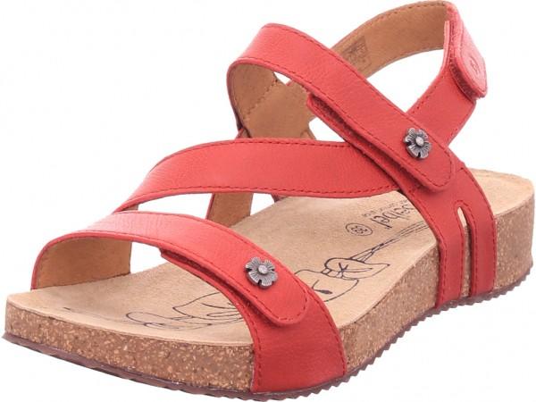 Seibel Tonga53 Damen Sandale Sandalette Sommerschuhe rot 78553