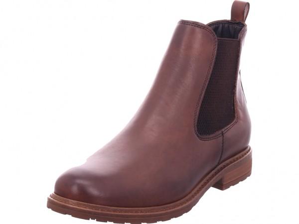 Tamaris Da.-Stiefel Damen Stiefel Stiefelette Boots elegant braun 1-1-25056-25/356-356