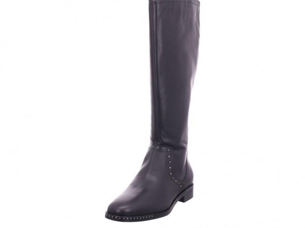 Tamaris Woms Boots Damen Stiefel lang Overknees Boots Langschaft schwarz 1-1-25585-33/001-001