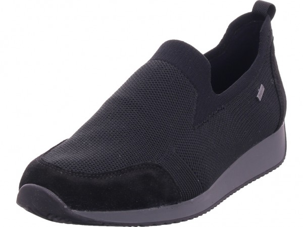 ara Damen Slipper schwarz 1244061-01