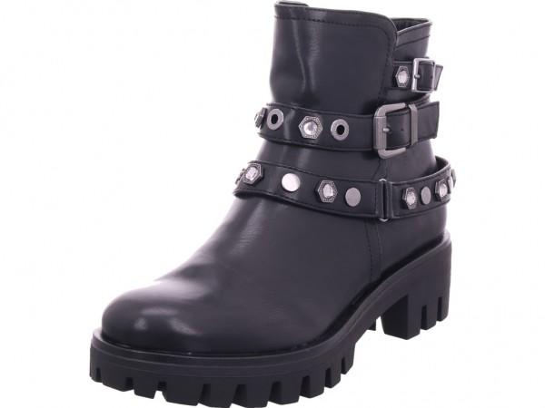 Tamaris Da.-Stiefel Damen Winter Stiefel Boots Stiefelette warm zum schlüpfen schwarz 1-1-25416-23/001-001