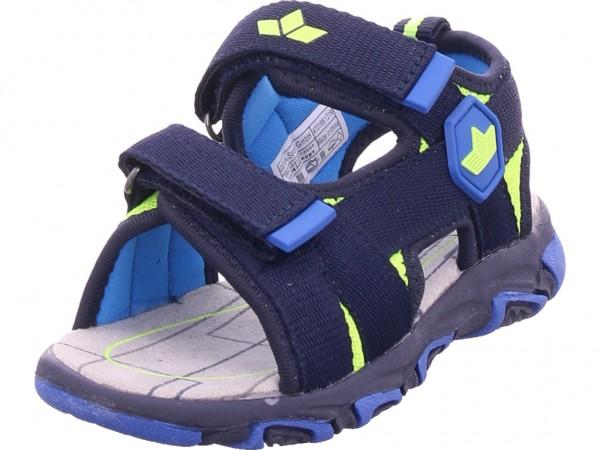 Lico Palau V Jungen Sandale Sandalette Sommerschuhe blau 470168