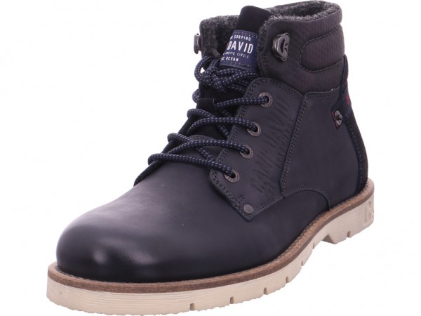 Camp David Herren Stiefel blau CCU-1855-8005