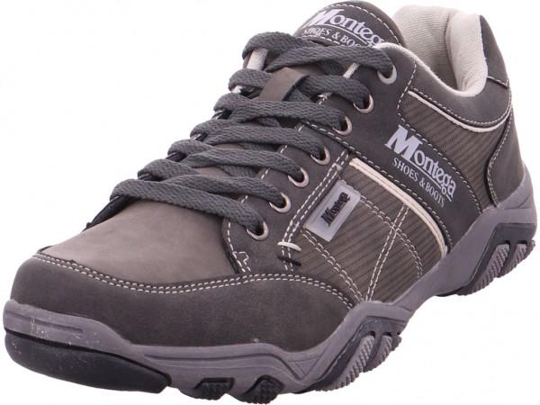 Montega Herren Sneaker grau 1013748