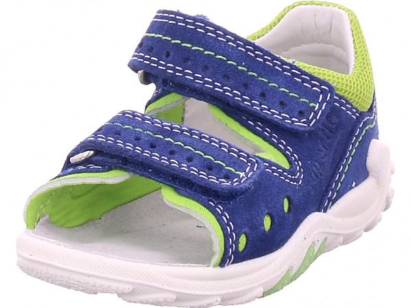 Legero Baby - Mädchen Sandale Sandalette Sommerschuhe blau 4-00030-82