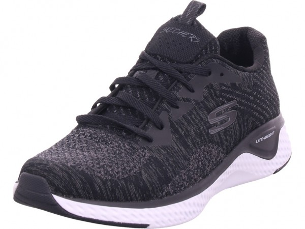 SKECHERS Damen Sneaker schwarz 13328BKW