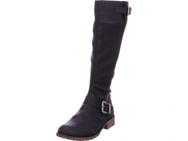 Rieker Damen Stiefel schwarz 7478700