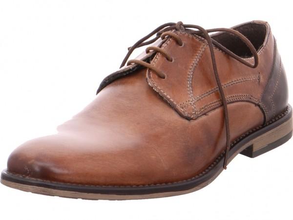 Bild 1 - Quick-Schuh Schnürhalbschuhe - Sportboden Herren Halbschuh braun 18010340-Brown