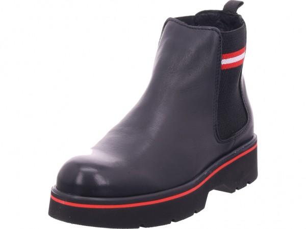 Maca Damen Stiefel Stiefelette Boots elegant schwarz 2570