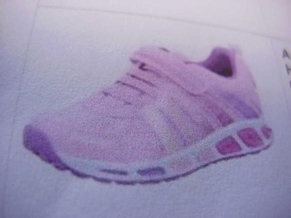 Bild 1 - geox Sneaker rot J5206C0GN54