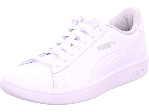 Puma Smash v2 L Damen Sneaker weiß 365170