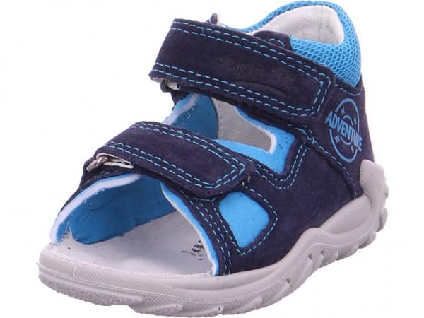 Legero Mädchen Sandale Sandalette Sommerschuhe blau 2-00035-81