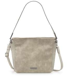 Bild 1 - Tamaris Accessoires GIUSY Hobo Bag S Tasche grau 2558181-326