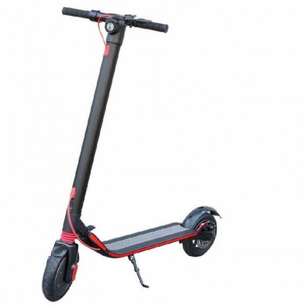 EM2GO E-Scooter mit Straßenzulassung Unisex - Erwachsene schwarz E-Scooter FW106