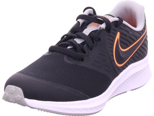 Nike Nike Star Runner 2 Damen Sneaker schwarz AQ3542 008