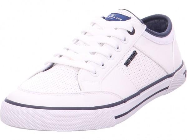 hot sales 48e3d 29013 Tom Tailor Herren Sneaker weiß 6980801