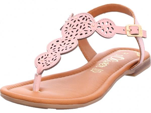 s.Oliver Woms Sandals Damen Sandale Sandalette Sommerschuhe rot 5-5-28102-22/549-549