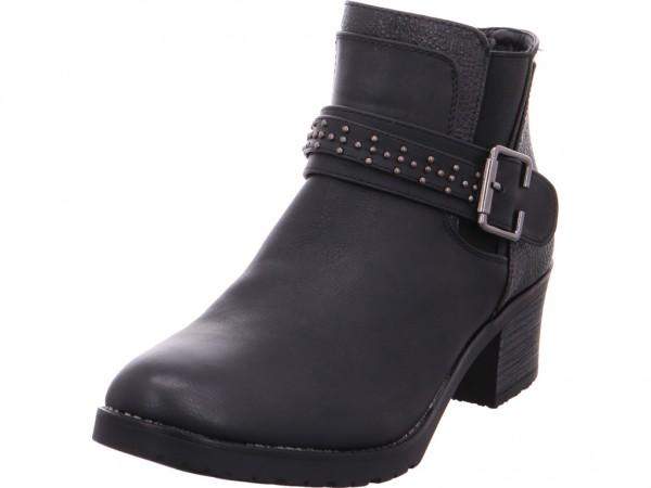 hengst Schlupf/RV-St.Sp-Bod Damen Stiefel Stiefelette Boots elegant schwarz 225369