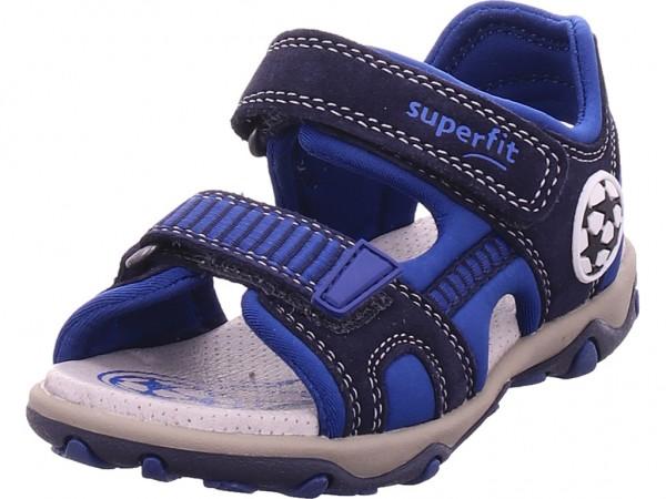 Legero Sandale Leder \ MIKE 3.0 Jungen Sandale Sandalette Sommerschuhe blau 0-609465-8000