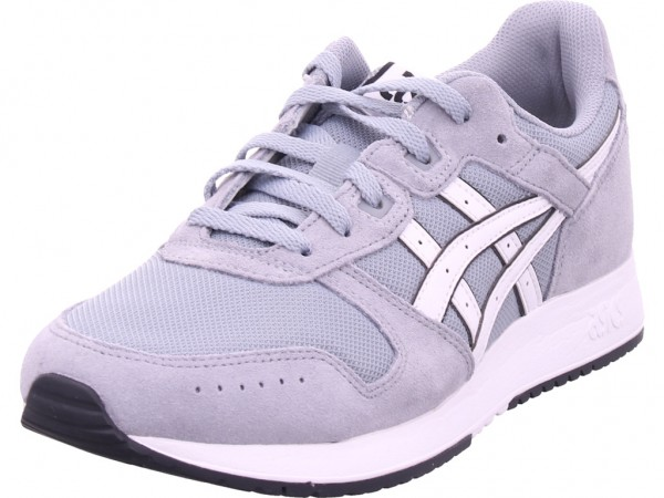Asics Herren Schnürschuh Halbschuh sportlich Sneaker grau 1191A297-020