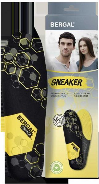 Solitaire BER Sneaker 6612 schwarz 86612
