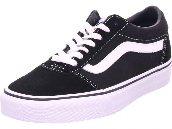 Vans MN Ward,black/white Herren Sneaker schwarz VN0A36EMC4R1