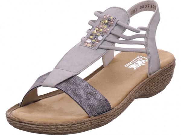 Rieker Damen Sandale Sandalette Sommerschuhe Sonstige 658Y3-90