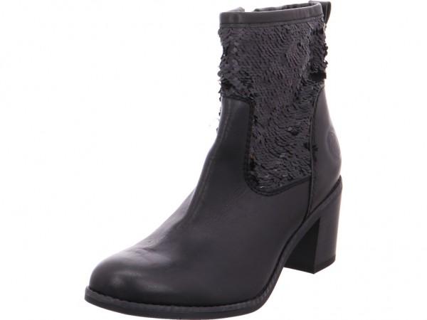 Marco Tozzi Da.-Stiefel Stiefel Stiefelette Boots elegant schwarz 2-2-25032-25/096-096