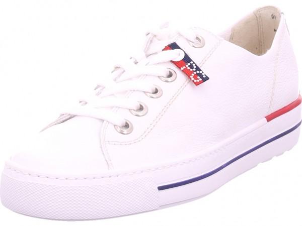 paul green Damen Sneaker weiß 4760-005
