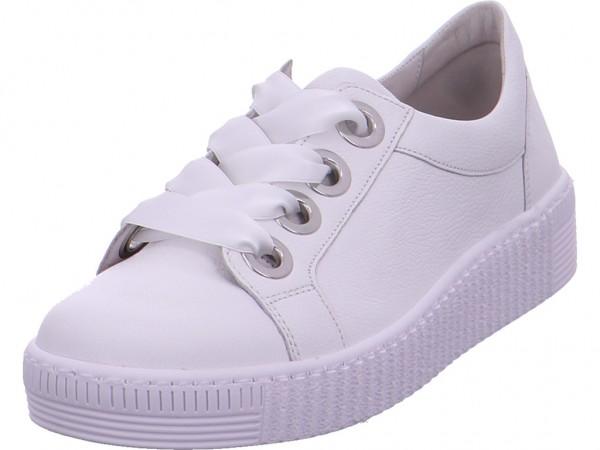 Gabor Damen Sneaker weiß 23.330.21