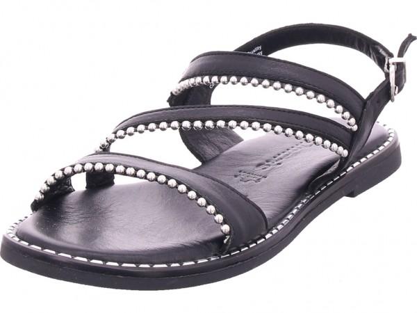 Tamaris Woms Sandals Damen Sandale Sandalette schwarz 1-1-28123-22/001-001