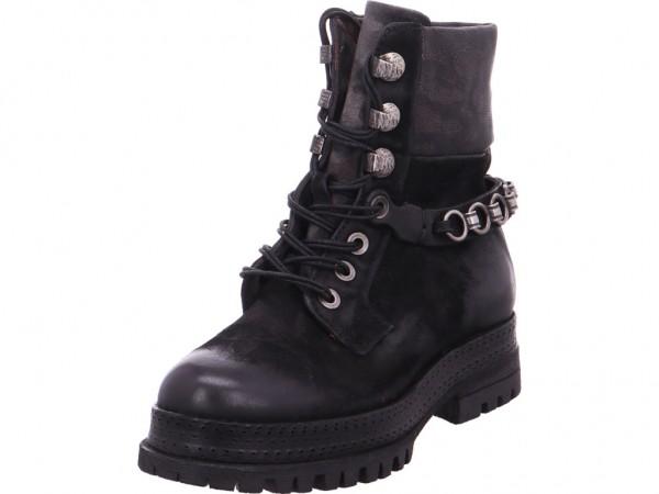 A.S.98 Stiefel Schnürer Boots Stiefelette zum schnüren schwarz 251205-0104-0001