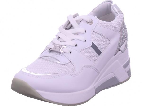 Tom Tailor Damen Halbschuh Sneaker Sport Schnürer zum schnüren weiß 8091512