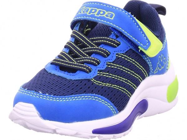 Kappa Jungen Sneaker blau 260880